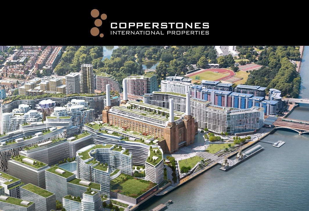 Copperstones taking part in Cityscape Abu Dhabi 2018